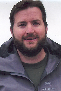 Chad Heinzel, Associate Professor, Department of Earth Science