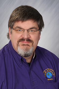 Kyle Gray, Assistant Professor of Earth Science and Science Education