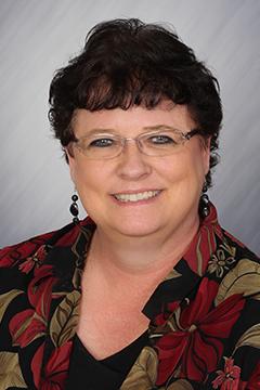 Roberta Roberts, UNI STEM Secretary and N.E. Iowa Regional STEM Hub Secretary