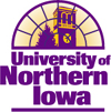 Logo of the University of Northern Iowa.