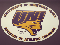 UNI's Athletic Training Program