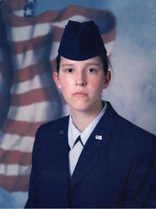 Amy Hartwig, Air National Guard