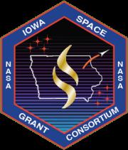 Iowa Space Grant Consortium Logo