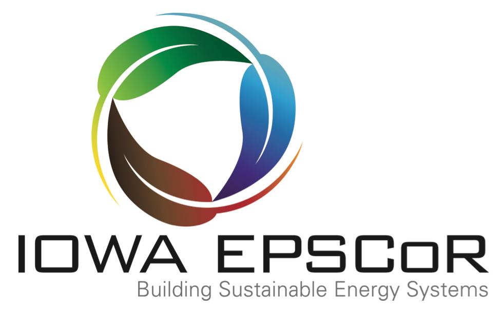 Iowa NSF EPSCoR Logo