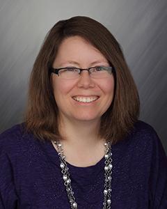 Marcy Seavey, UNI STEM Coordinator