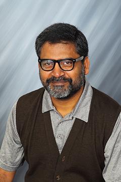 Mir Ashfaquzzaman, UNI STEM Graduate Assistant