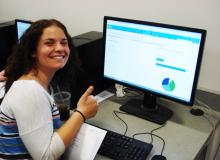 Community Energy and Climate Action Program Capstone Student