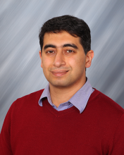 Dr. Ali Tabei, Assistant Professor, Physics