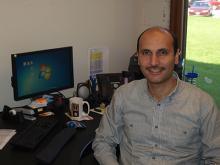 Dr. Sadik Kucuksari, Assistant Professor, EET
